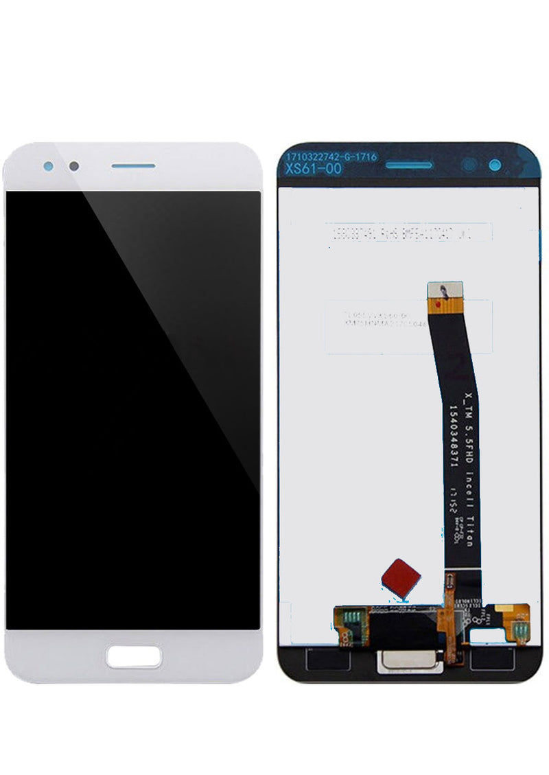 Asus ZenFone 4 LCD Assembly NO FRAME - White