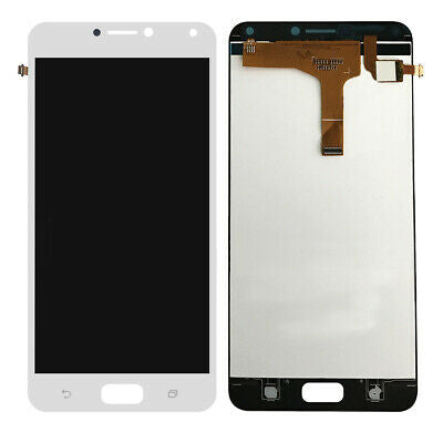 Asus ZenFone 4 Max 5.5 2017 LCD Assembly NO FRAME - White