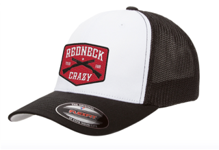 Redneck Crazy Patch Hat