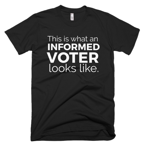 Informed Voter T-Shirt
