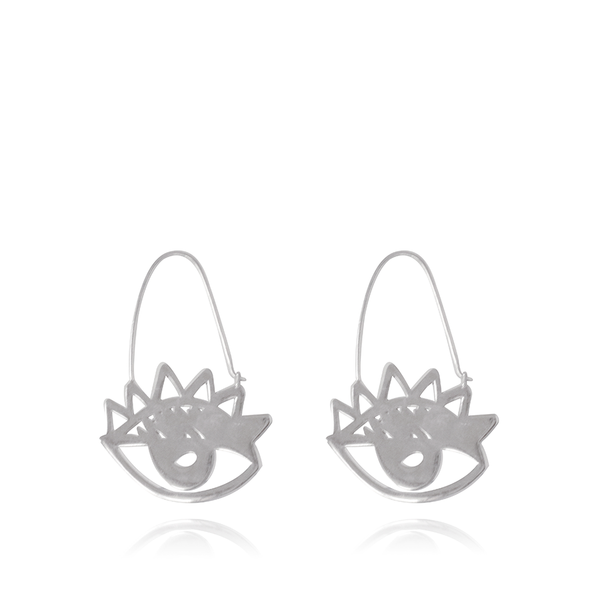 Anna Silver Earrings