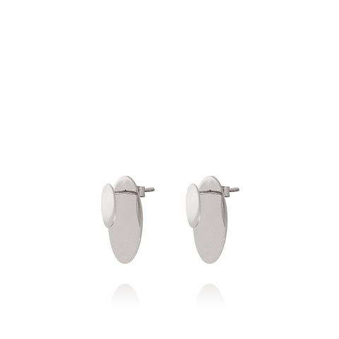 Jane Silver Earrings