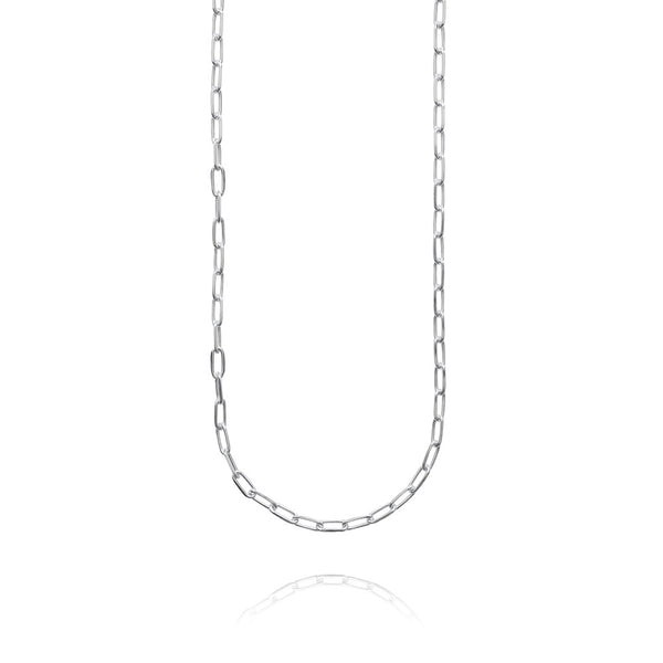 Jane Silver Necklace