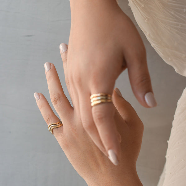Emma Gold Ring