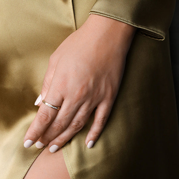 Grace Gold Ring