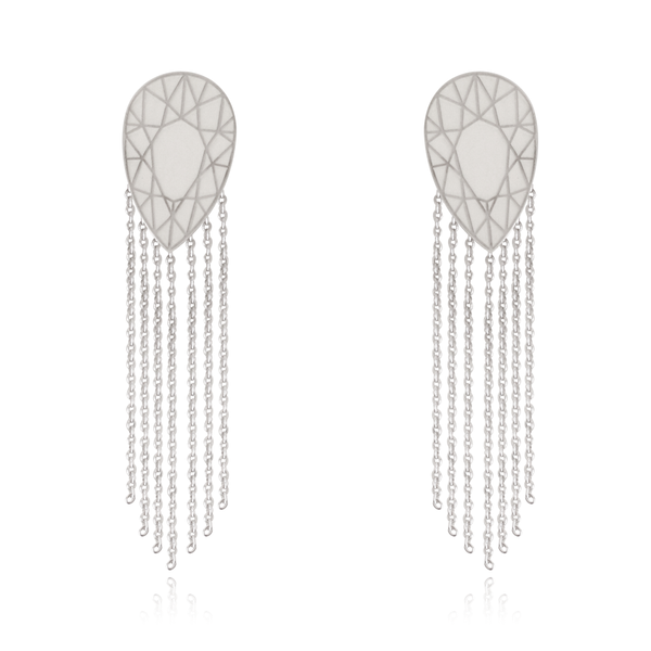 Margaret Silver Earrings