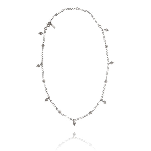 Anna Silver Necklace