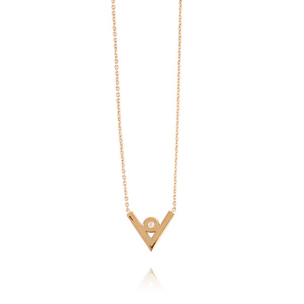 Grace Gold Necklace
