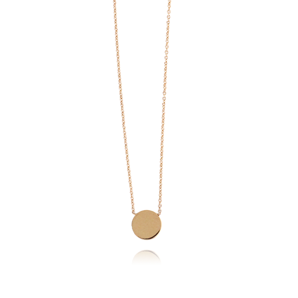 Louise Gold Necklace