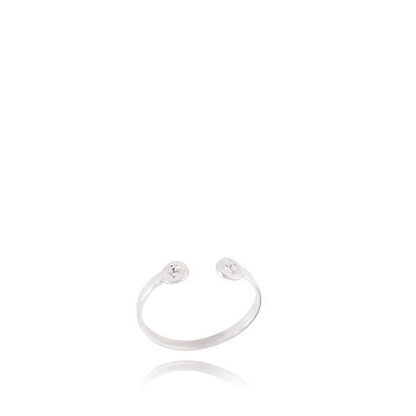 Marry Me White Gold Ring