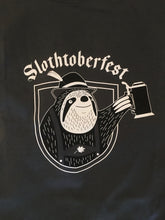 Load image into Gallery viewer, Slothtoberfest t-shirt