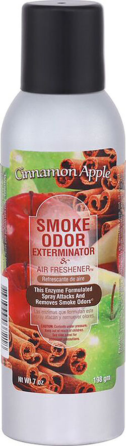 Smoke Odor Exterminator Spray - Cinnamon Apple - 7oz