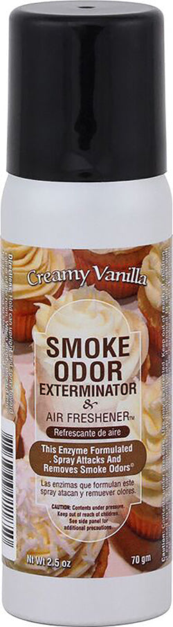 Smoke Odor Exterminator Spray - Creamy Vanilla - 2.5oz