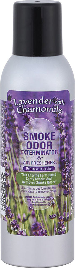 Smoke Odor Exterminator Spray - Lavender with Chamomile - 7oz