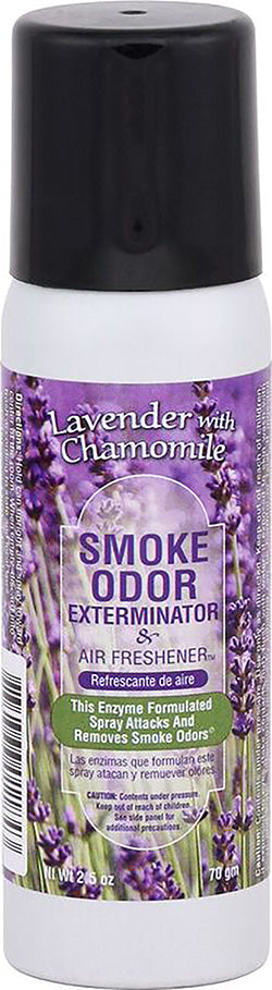 Smoke Odor Exterminator Spray - Lavender with Chamomile - 2.5oz