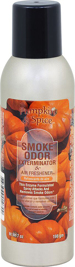 Smoke Odor Exterminator Spray - Pumpkin & Spice - 7oz