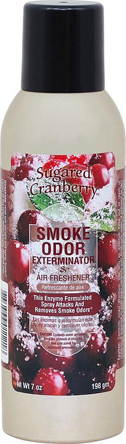 Smoke Odor Exterminator Spray - Sugared Cranberry 7oz