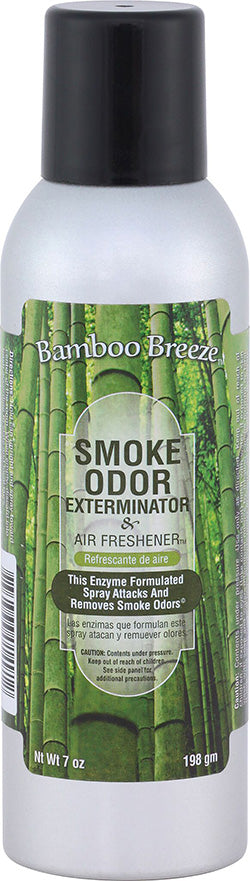 Smoke Odor Exterminator Spray - Bamboo Breeze - 7oz
