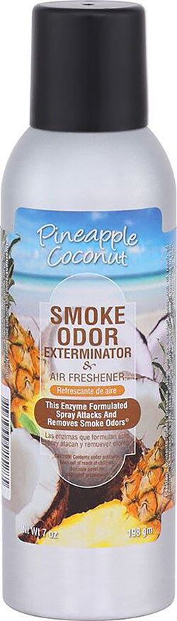 Smoke Odor Exterminator Spray - Pineapple Coconut - 7oz