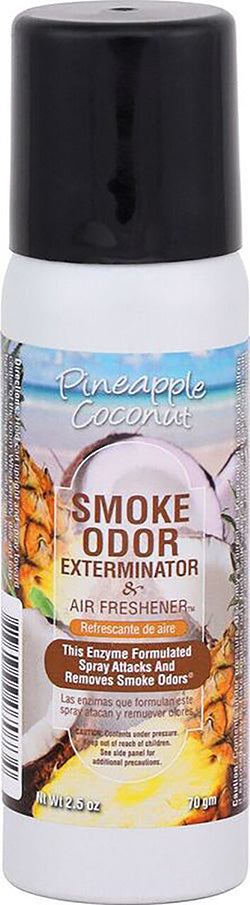 Smoke Odor Exterminator Spray - Pineapple Coconut - 2.5oz