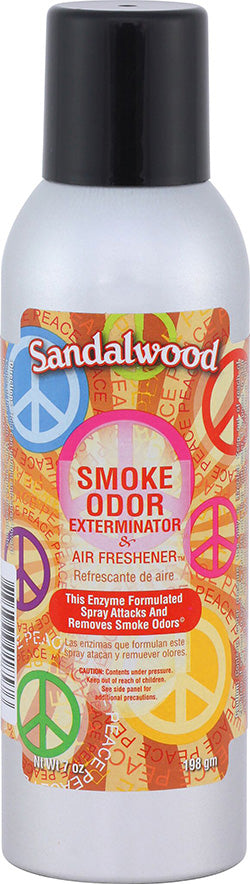 Smoke Odor Exterminator Spray - Sandalwood - 7oz