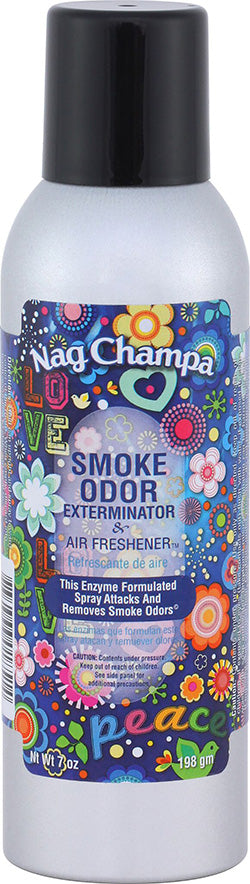 Smoke Odor Exterminator Spray - Nag Champa - 7oz