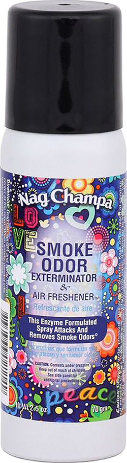 Smoke Odor Exterminator Spray - Nag Champa - 2.5oz