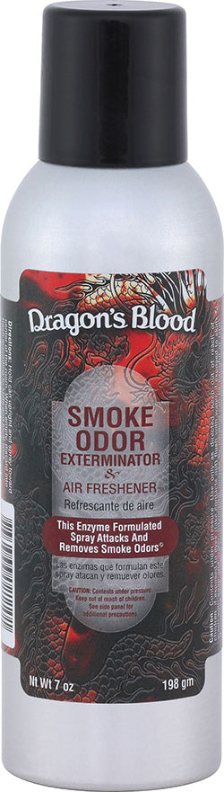 Smoke Odor Exterminator Spray - Dragons Blood - 7oz