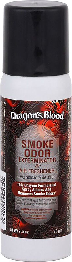 Smoke Odor Exterminator Spray - Dragons Blood - 2.5oz