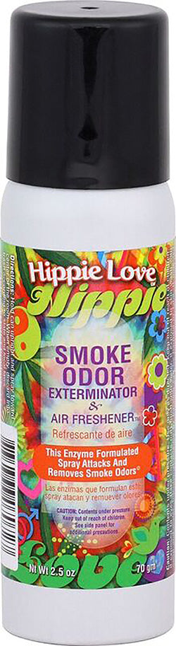 Smoke Odor Exterminator Spray - Hippie Love - 2.5oz