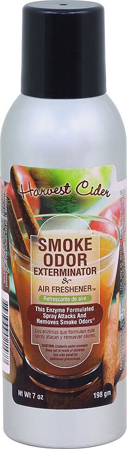 Smoke Odor Exterminator Spray - Harvest Cider - 7oz