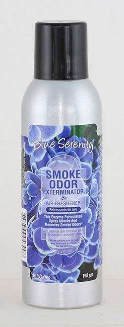 Smoke Odor Exterminator Spray - Blue Serenity - 7oz