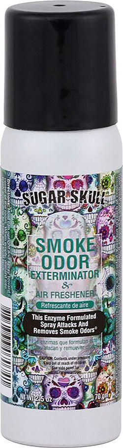 Smoke Odor Exterminator Spray - Sugar Skull - 2.5oz