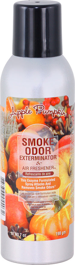 Smoke Odor Exterminator Spray - Apple Pumpkin - 7oz