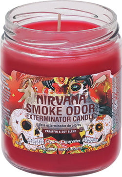 Smoke Odor Exterminator Candle - Nirvana
