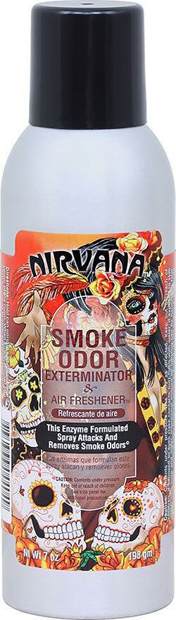 Smoke Odor Exterminator Spray - Nirvana - 7oz