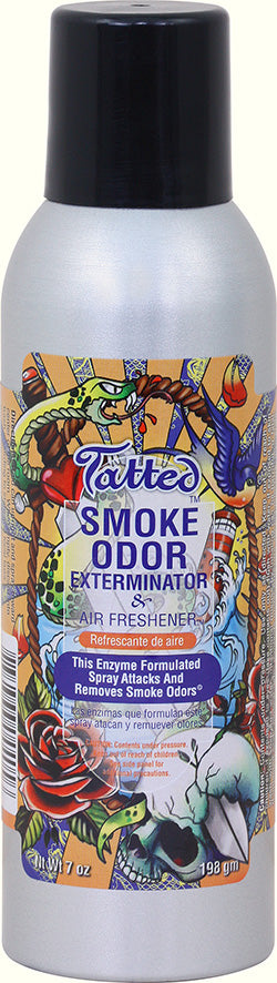 Smoke Odor Exterminator Spray - Tatted - 7oz