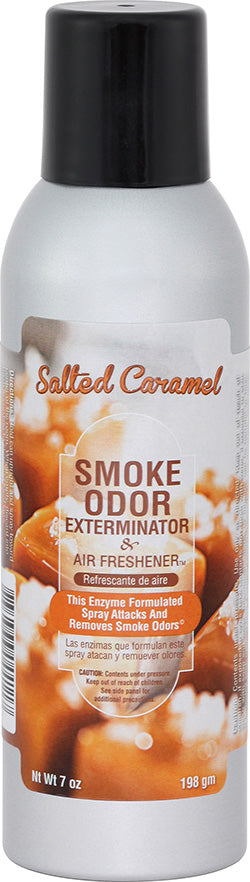 Smoke Odor Exterminator Spray - Salted Caramel - 7oz