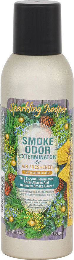 Smoke Odor Exterminator Spray - Sparkling Juniper 7oz
