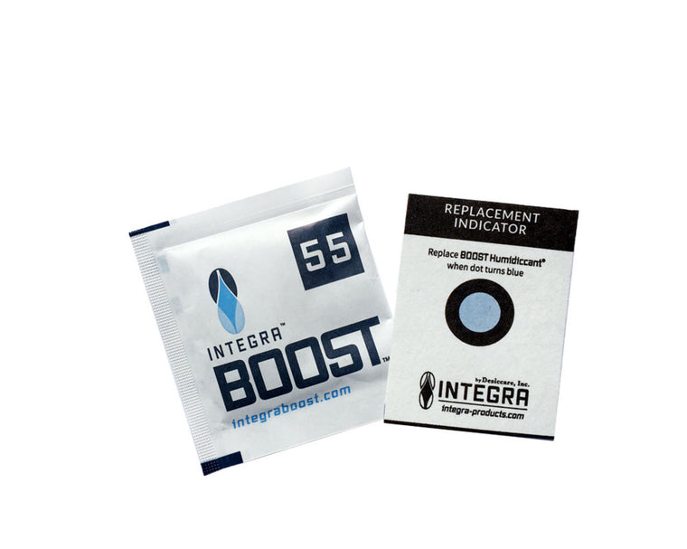 BOOST 8g 55% Humidity Pack