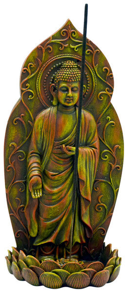 Buddha Hanging Incense Burner - 8.5''