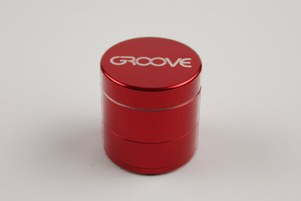 Groove - 2'' - Red