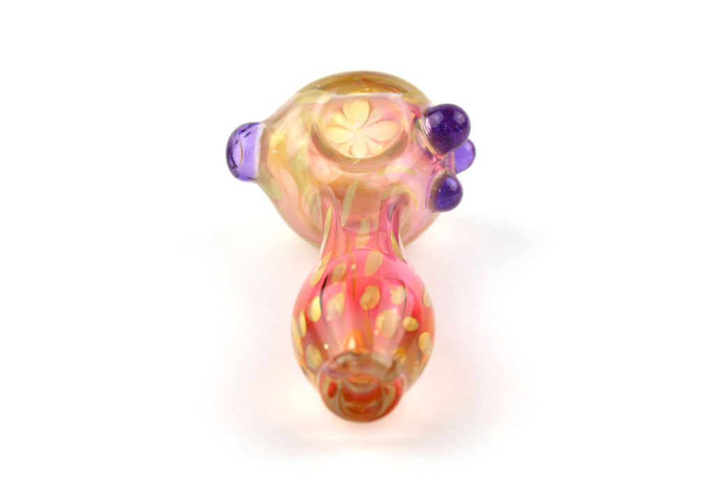 Color Changing Glass Pipe