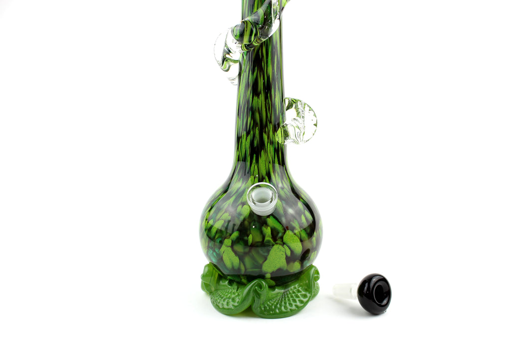 Noble Glass - Medium w/ Wrap - Jungle