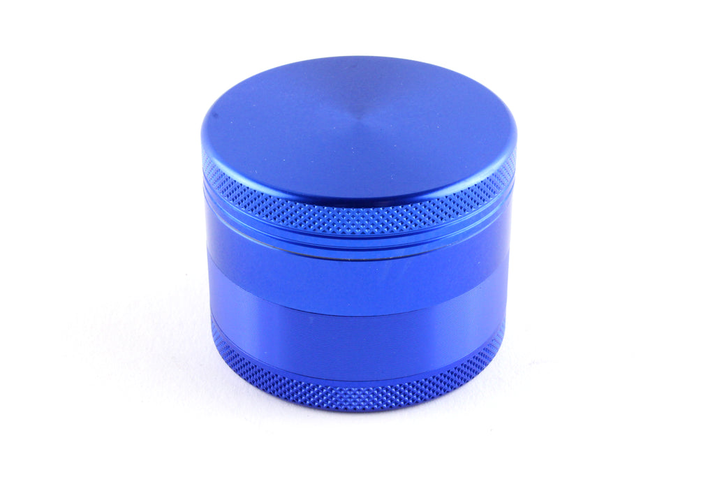 Aluminum 4pc Grinder - 50mm (More Colors)