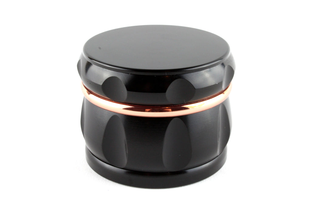 63mm Black Polygon Grinder