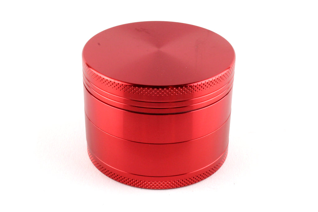 Aluminum 4pc Grinder - 63mm (More Colors)