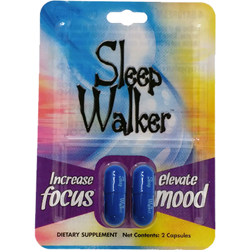 Sleep Walker Capsules 2pk