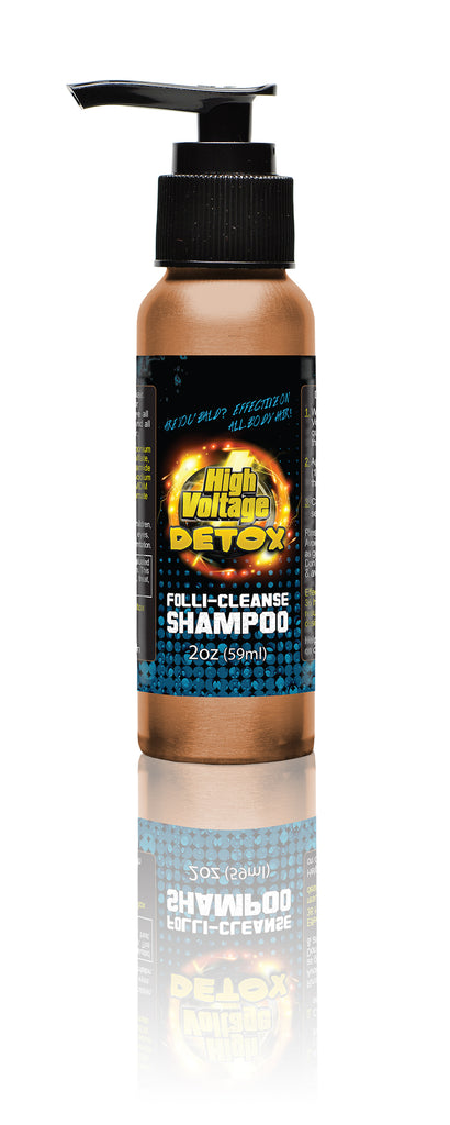 High Voltage Detox - Shampoo