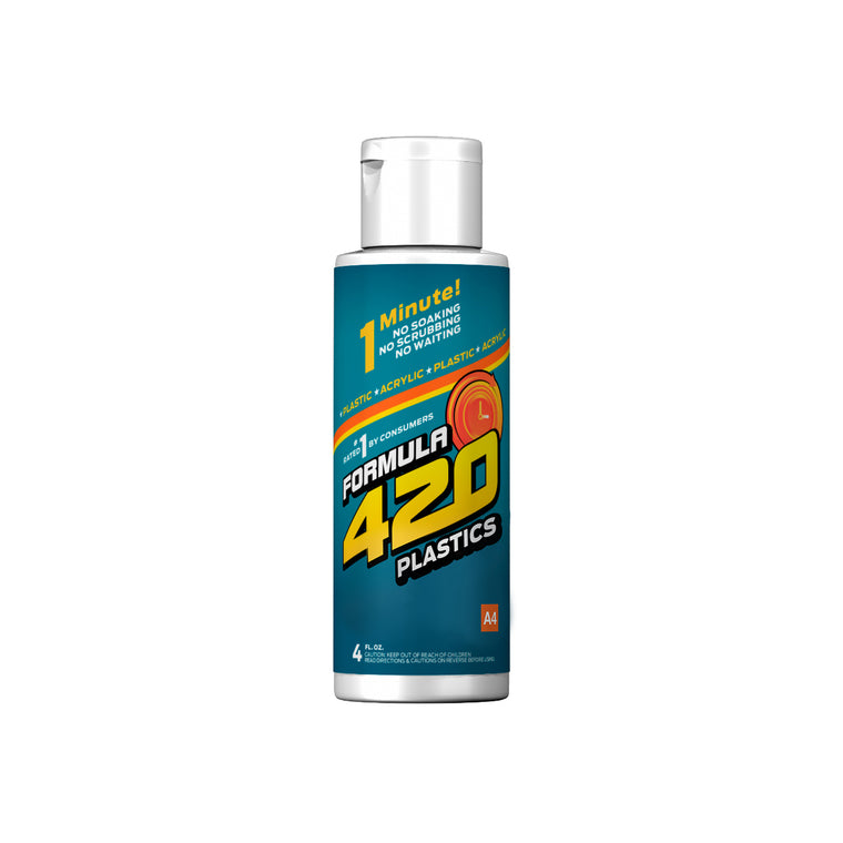 Formula 420 Plastics Cleaner - 4oz
